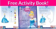 FREE Cinderella Activity Book !