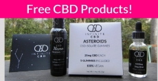 FREE Infinite CBD Products!