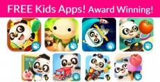 FREE Educational Kids Apps! Dr. Panda ! (Value = $3.99 EACH! )