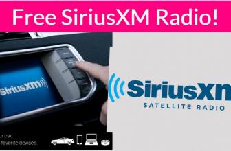 FREE Sirius / XM Radio!