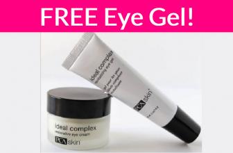 Free Sample of PCA Skin Eye Gel!