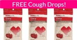 Totally FREE Cough Drops!