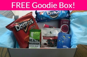 RUN! Free Sample BOXES by Daily GoodieBox !