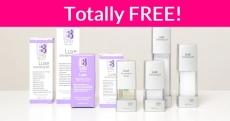 Super Easy Freebie! LUX Elphia Beauty skin care.