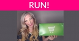 RUN! Sample Source FALL BOXES just went LIVE!