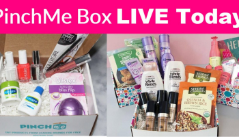 PINCHme BOXES GO LIVE Today!