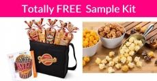 Free Popcorn Box Sample Kit!