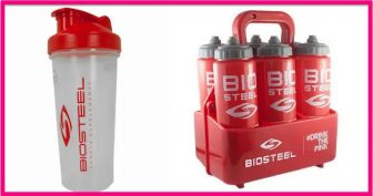 FREE Biosteel Water Bottle!