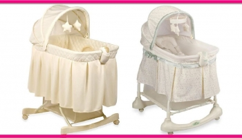 Possible Totally FREE Kolcraft bassinet!