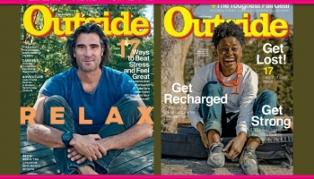 Totally FREE 1-Year Subscription to Outside Magazine ! I Got Mine!