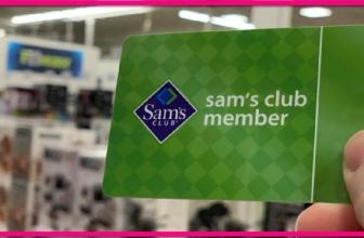 Totally FREE 1 YEARS Sam's CLUB MEMBERSHIP!