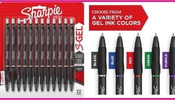 Totally FREE Sharpie GEL Pen!