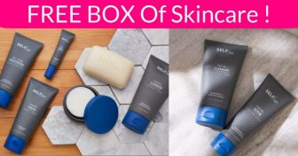 Totally FREE Box Of exfoliating pads!