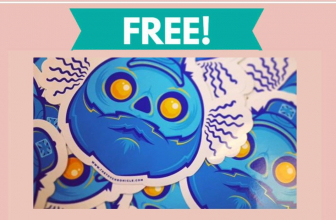 Free Stickers from The Toy Chronicle !