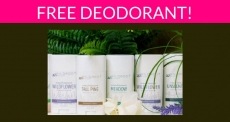 Free Wildroot Deodorant, Gift Cards & More!