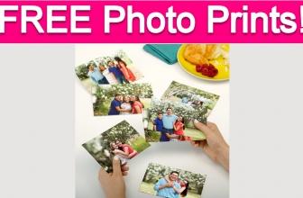 10 Free 4×6 Prints!