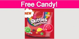 Free Skittles Gummies!