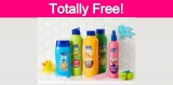 Possible Free Children's Hair Care Products!