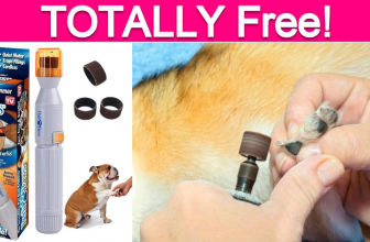 Possible FREE Pet Nail Grinder!