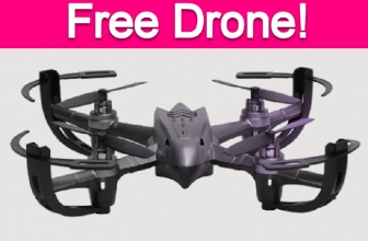 Totally Free Drone!