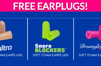 Free Mack's Ear Plugs!