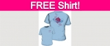 Totally Free T-Shirt!
