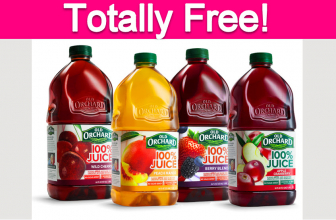 Free Old Orchard Juice & More!