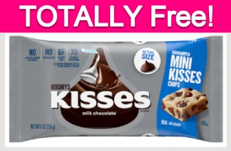 Possible FREE Hershey's Chocolate!