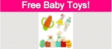 Possible Free Infantino Spring Baby Toys!