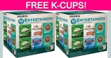 TOTALLY Free K-Cups!