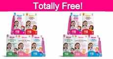 Free Children's Cough & Flu Products!