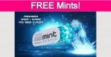 Free MMMints Bubble Mints!