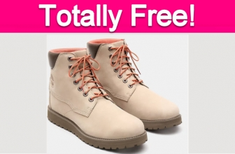 Possible TOTALLY Free Timberland Shoes!