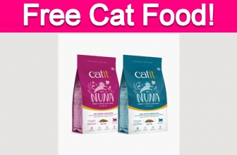 Possible Free Catit Cat Food!