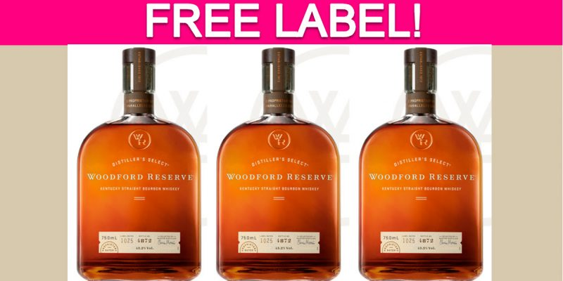 Free Personalized Label!