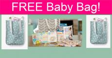 FREE Baby Bag!