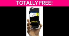 Free GoodRX Phone Wallet