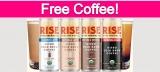 Possible Free Nitro Cold Brew Coffee!