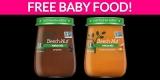 Free Beech-Nut Baby Food!