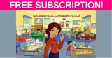 Free ABC Mouse 2-Month Subscription!