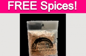 Free PepperFuzion Spice Sample!