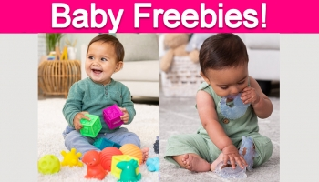 Possible Free Infantino Teethers & Toys!