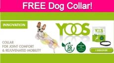 Free YOOS Essential Oil Dog Collar!