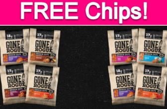 Possible Free Sample of Gone Rogue Chips!