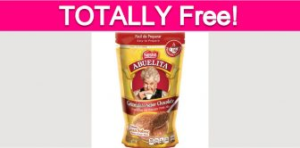 Possible Free Abuelita Chocolate Drink Mix!