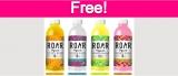 Possible Free ROAR Organic Drinks!