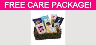 Free Care Package for College Students!