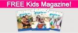 Free Compassion Explorer Kids Magazine!