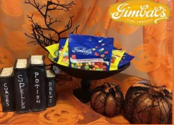 Gimbal's Fine Candies Trick-or-Treat Sweepstakes