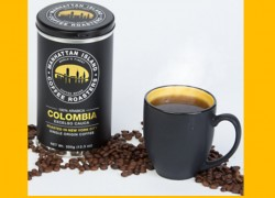FREE Manhattan Island Coffee Sample